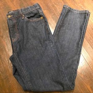 G. H. Bass Co. Men's 30x32 Straight Denim Jeans